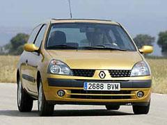 Renault Clio 1.2 16V 3p quickshift Dynamique