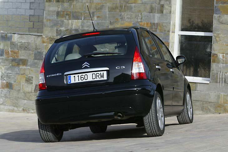 Citroën C3 110 HDi Exclusive