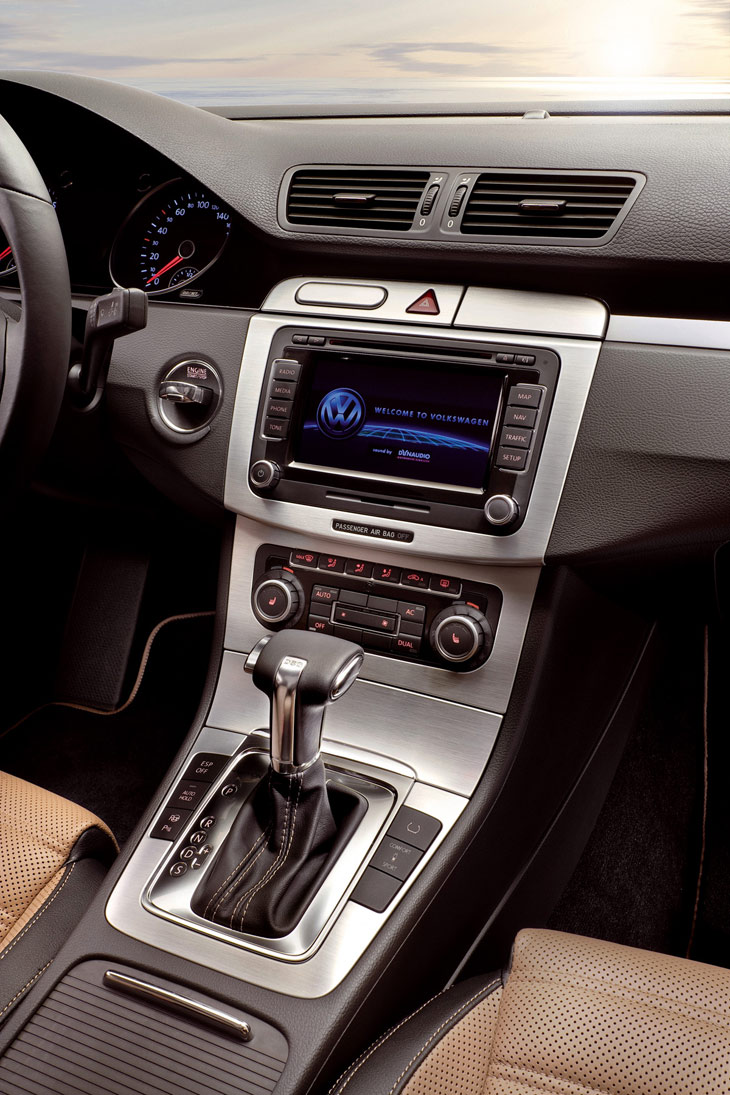Volkswagen Passat CC y Jetta con mejoras