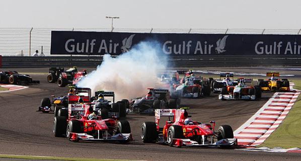¿Por qué es la F1 aburrida?