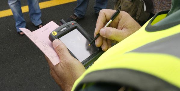Crece la recaudación de multas desde 2008