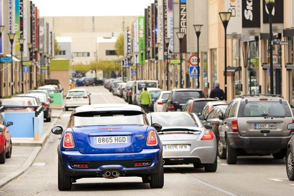 Mini Coupé Cooper SD y Peugeot RCZ 2.0 HDi