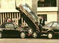 Barcelona reduce su déficit de aparcamientos