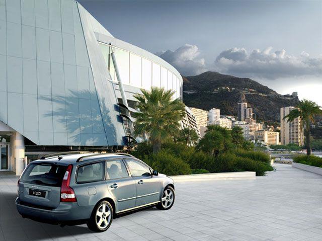 Volvo V50 Publireportaje