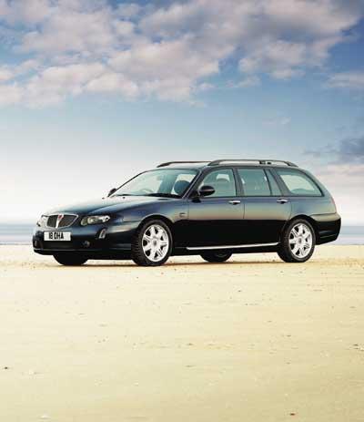 Rover 75 y MG ZT