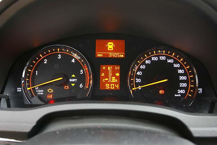 Toyota Avensis 2.2 D-4D, al detalle