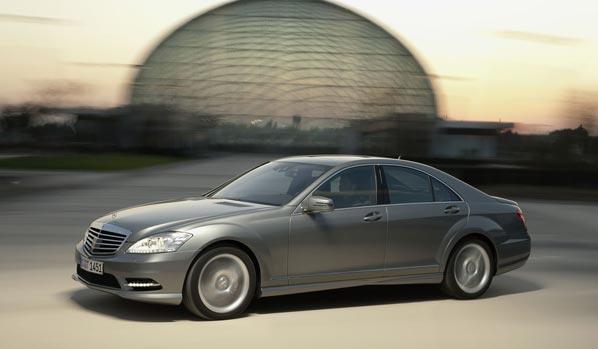 Mercedes S y CL AMG