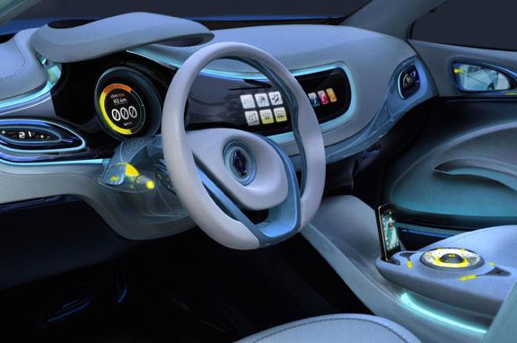 Renault Fluence Z.E. y Kangoo Z.E. eléctricos
