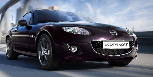 Mazda MX-5 Sport Tech, desde 24.900 euros