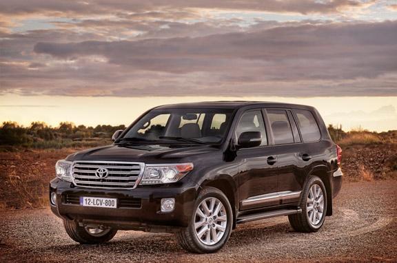 Nuevo Toyota Land Cruiser D-4D V8