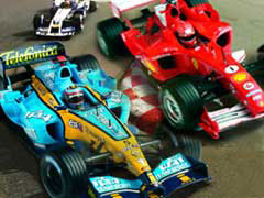Schumacher y Alonso: cara a cara