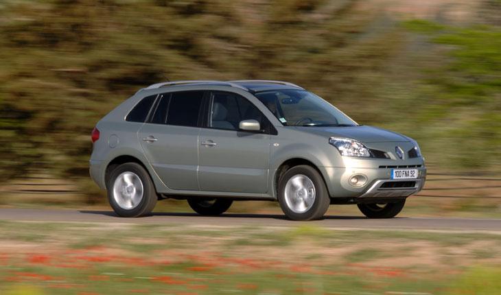 Renault Koleos2