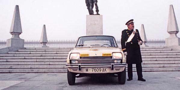 Renault R-7, el coche de 1976