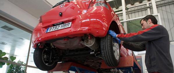 El 3D llega a la reparación de coches