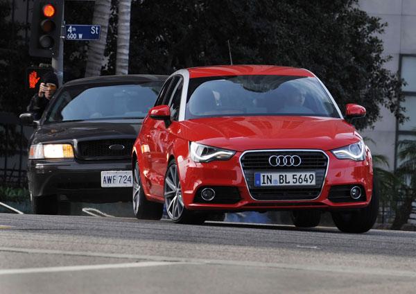 Audi A1 cinco nuevos paquetes opcionales