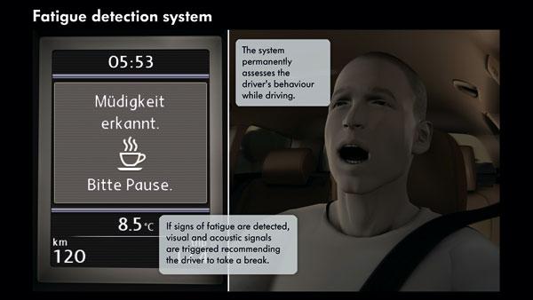 Volkswagen: novedades equipamiento 2012