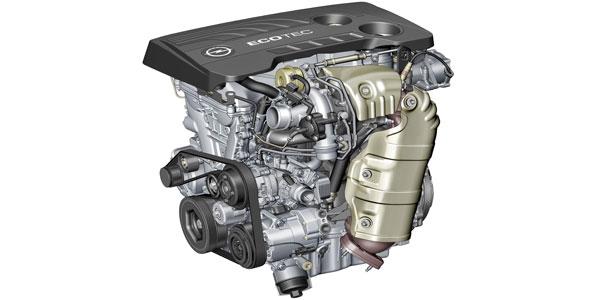 Nuevo propulsor 1.6 Turbo de gasolina de Opel