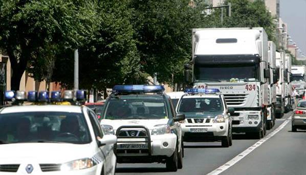 Nuevos paros por la huelga de transportes
