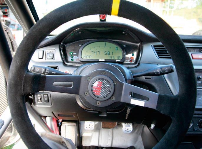 Mitsubishi Lancer Evo IX Grupo N