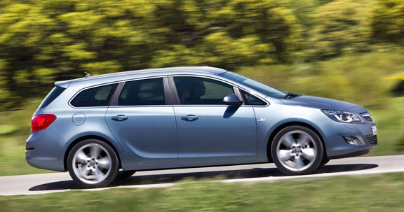 Opel Astra Sports Tourer, el familiar.