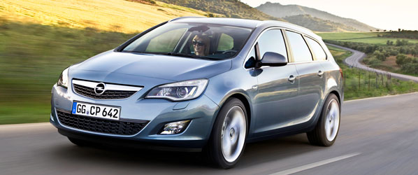 Opel Astra Sports Tourer, el familiar