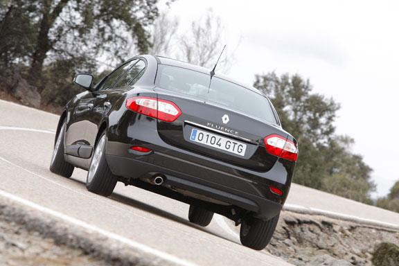 Renault Fluence, la prueba