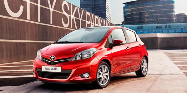 El nuevo Toyota Yaris, a finales de año