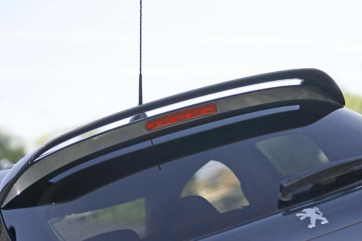 Peugeot 207 RC: detalles