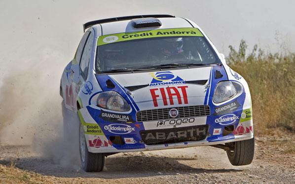 WRC/IRC: Llovera en Madeira y Cataluña