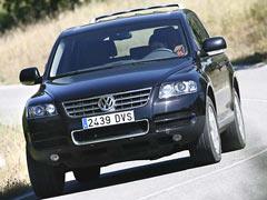 Volkswagen Touareg TDI V10