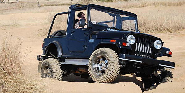 Mahindra Thar, ¿un Jeep Wrangler barato?