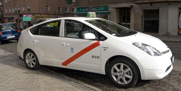 Los precios de los taxis en Madrid, al alza