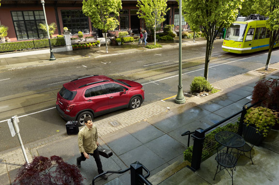 Chevrolet Trax, el nuevo SUV compacto