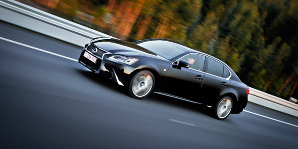 Publirreportaje: Lexus GS 450h, un híbrido de auténtico lujo