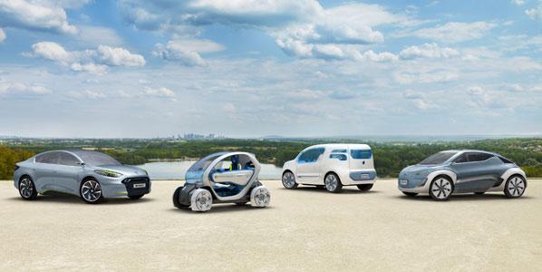 Renault fabricará en Valladolid un coche eléctrico en 2011