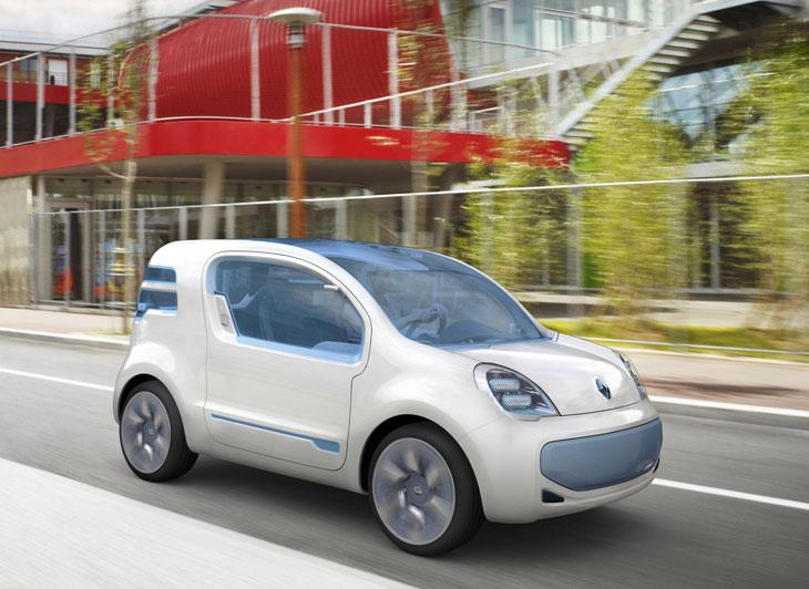 Renault y sus coches eléctricos.