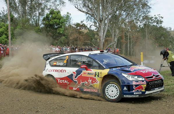 WRC: Principales inscritos