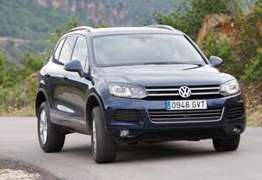 VW Touareg 3.0 V6 TDI Bluemotion