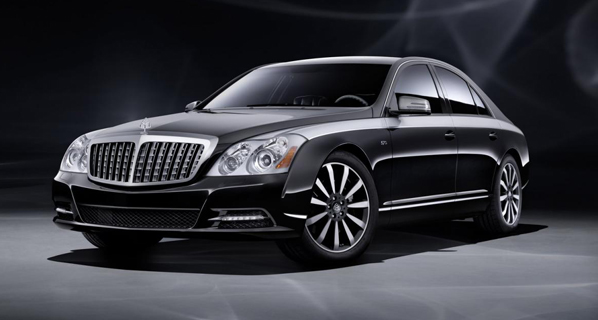 Maybach Edition 125, de aniversario