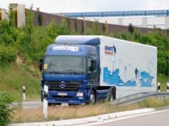 Los camioneros trabajarán 48 horas semanales