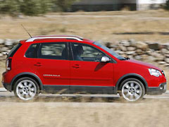 Volkswagen Cross Polo 1.9 TDI