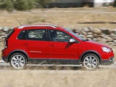 Volkswagen Cross Polo 1.9 TDI