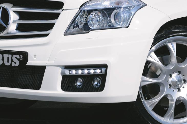 Brabus Mercedes GLK
