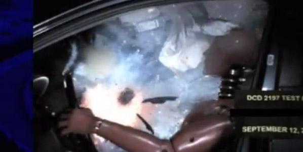 Alarma: ¿airbag falsos o airbag asesinos?