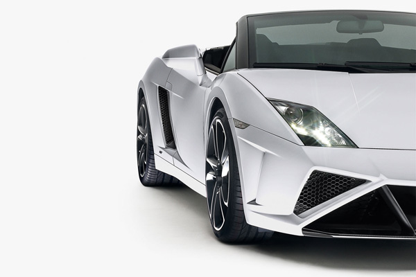 Lamborghini Gallardo LP 560-4 Spyder 2013