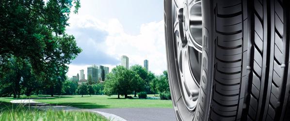 Neumáticos que ahorran