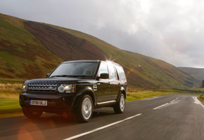 Land Rover Discovery 3.0 SD V6 HSE