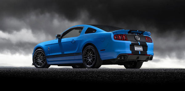 Ford Shleby GT 500 2013