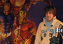 Fernando Alonso, héroe de cómic para PSP