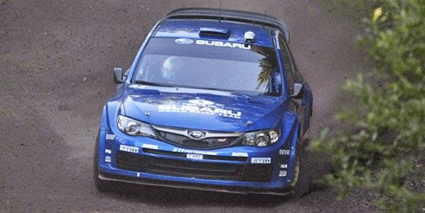 Subaru dice adiós al WRC